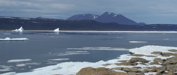 CEAR researchers receive grant for work in Canada's Arctic